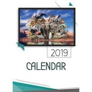 Calendar animale 2019