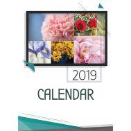 Calendar Flori 2019