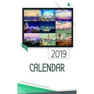 Calendar Orase in lume 2019