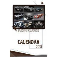 Calendar masini clasice 2019