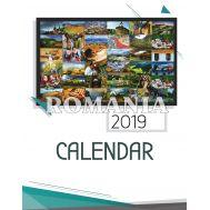 Calendar Romania 2019