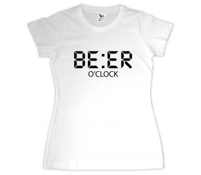 Tricou personalizat Beer time