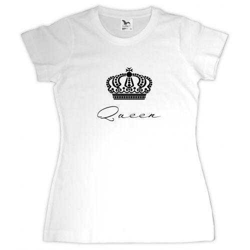 Tricou personalizat Queen