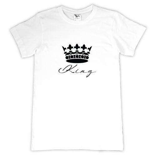 Tricou personalizat King